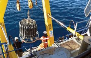 Ocean sampling instrumentation.