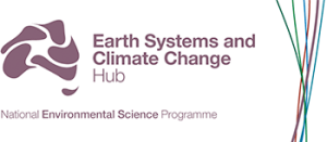 Earth Systems and Climate Change Hub logo