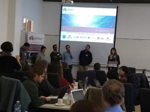 Hub researchers discuss the linkages and opportunities for collaboration under the Changes in Coastal Climate outcome area
